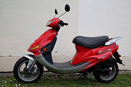 Scooters - Pre-loved